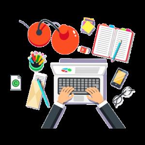 تولید مقاله طراحی سایت