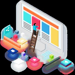 طراحی سایت بله وب